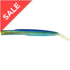 Prerigged Eel, Ocean (2 pack)
