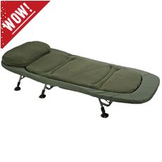 Flat Out 3 Leg Bed (with free pillow)