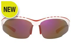 Crane Sunglasses (Red Revo)