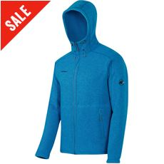 Polar Hooded Men's Midlayer Jacket