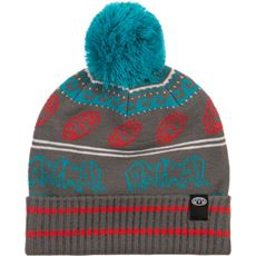 Aari Kids' Knitted Bobble Beanie