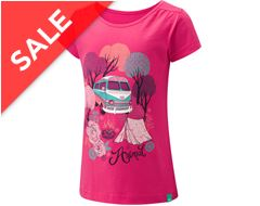 Betsy Bus Children's Tee (Sizes 7-12)