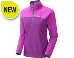 Ionic II Women's Half-Zip Fleece