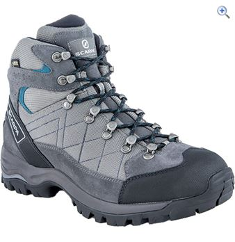 Scarpa Mens Nangpala GTX Walking Boots  Size 41  Colour SMOKEBLUE