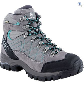 Scarpa Womens Nangpala GTX Walking Boots  Size 39  Colour SMOKELAGOON