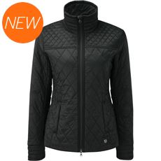 Women's Warmup Quilted Jacket
