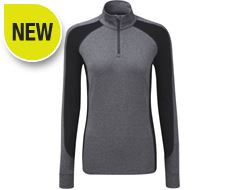 Lauren Women's 1/4 Zip Mock