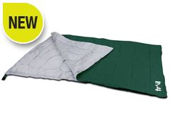 2 Season Double Sleeping Bag