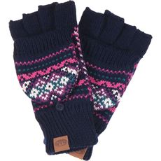 Pozza Knitted Women's Flip Mitt