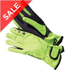 DWR Softshell Reflective Gloves