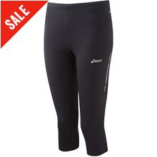 Women's Knee Length Running Tight