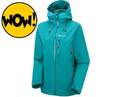 Katmai Women's Waterproof Jacket