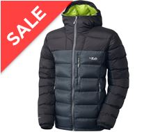Infinity Endurance Men's Hydrophobic Down Jacket