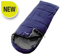 Campion Lux Blue Sleeping Bag