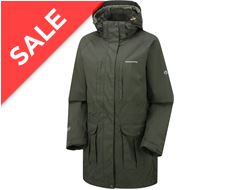 Madigan Long Women's Waterproof Jacket