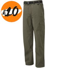 Nebraska Men's Walking Trousers