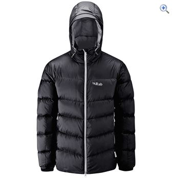 Rab Mens Ascent Jacket  Size M  Colour Black
