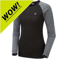 Women's Merino Convect LS Top