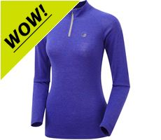 Women's Merino Convect LSZ Top