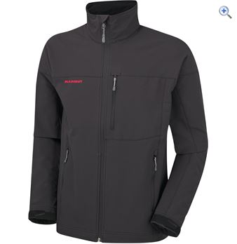 Mammut Mens Pokoi Jacket  Size XXL  Colour Black
