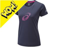 Women's Graphic Running T-Shirt