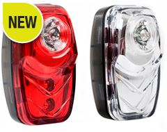 City Bright Bike Light Set