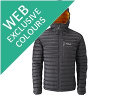 Microlight Alpine Men's Jacket