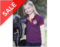 Firework Children's Polo Shirt