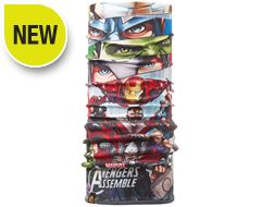 Superheroes Junior Polar Buff® (Assemble Jr-Grey)