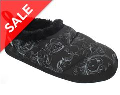 Swirl Women's Down Slippers