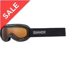 Toxic S Ski Goggles (Double Orange Lens)