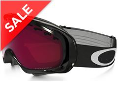 PRIZM™ Crowbar Snow Goggles (Jet Black/Rose)