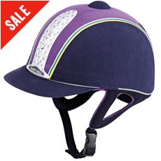 Junior Legend Plus Riding Hat - PAS015