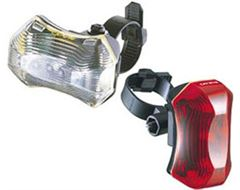 LD170 Front and Rear Light Set