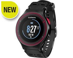 Forerunner 225 GPS Running Watch, with Wrist-based Heart Rate Technology
