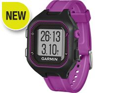 Forerunner 25 GPS Running Watch (Small)