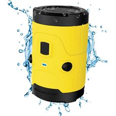 boomBOTTLE™ H2O Waterproof Wireless Speaker - Yellow