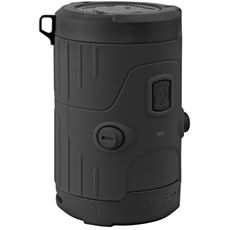 boomBOTTLE™ H2O Waterproof Wireless Speaker - Black