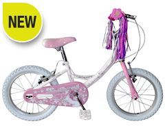 "Spellbound Girls' Bike (16"" Wheel)"