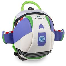 Disney® Buzz Lightyear Toddler Backpack with Rein