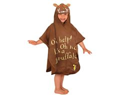 The Gruffalo Poncho Towel (Children's)