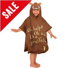 The Gruffalo Poncho Towel (Toddler)