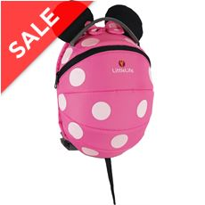 Big Disney® Pink Minnie Mouse Kids Backpack