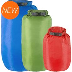 DriStore Roll Top Dry Bags (5, 10, 15L Multipack)
