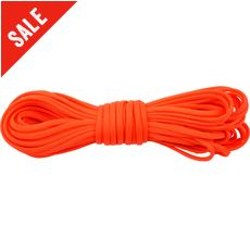 550 Paracord – High Strength Utility Cord (Orange)