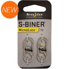 S-Biner MicroLock ( Stainless Steel)
