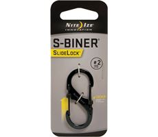 S-Biner SlideLock #2 (Black)