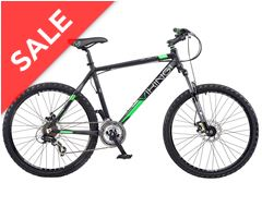 Valhalla Front Suspension Mountain Bike