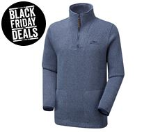 Totum ¼ Zip Soft Knit Fleece