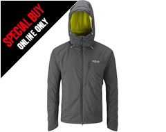 Men's Frozen Sun Jacket